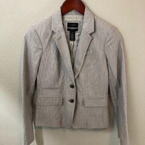 J.Crew women's school boy blazer size 0